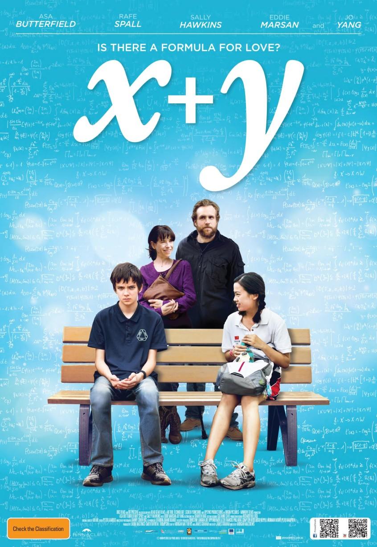 Movie poster X+Y